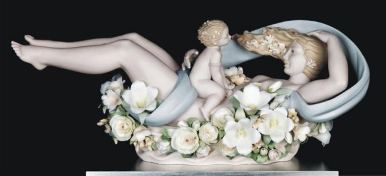 "скульптура ""Течение жизни"", 2008"
