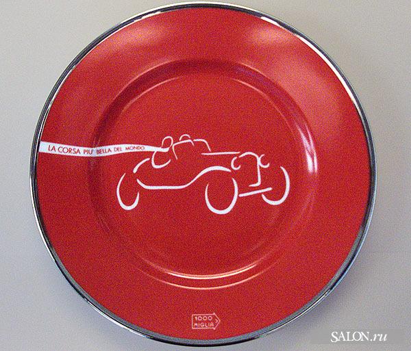 фарфоровые тарелки мануфактуры Ричард Джинори, Richard Giniri