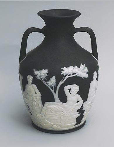 Портландская ваза, Wedgwood