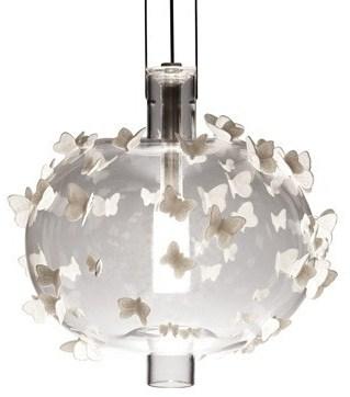 """лампа """"Бабочки"""", «Re-Cyclos Magical»"""