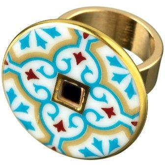 "Bernardaud, кольцо ""Talisman"""