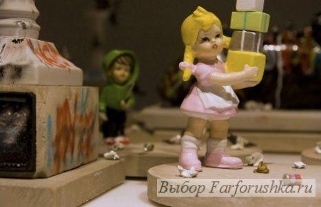 фарфоровые фигурки Барнэби Барфорда (Barnaby Barford)