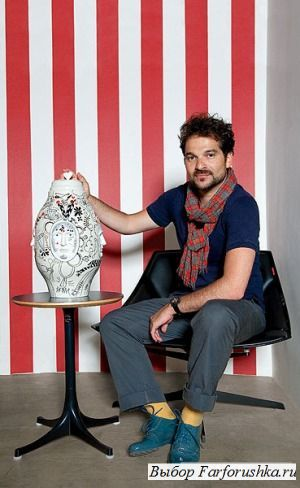 фарфоровые вазы Хайме Айона для бренда Lladro