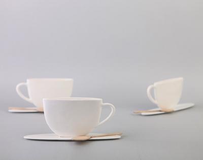 авторский дизайнерский фарфор, фарфоровые чайные чашки