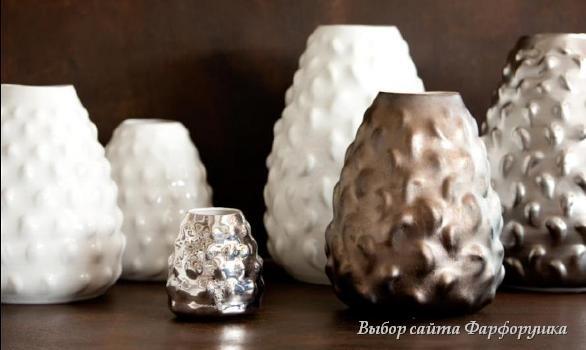 скульптор-художник, дизайнер Паола Паронетто (Paola Paronetto), авторский фарфор, авторская керамика