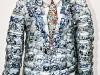 """одежда из фарфора от Lacoste, коллекция """"от кутюр"""""""