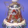 фарфоровый колокольчик, художник Светлана Почечуева