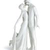 фарфоровая статуэтка влюбленных, коллекция «Эволюция любви»