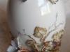 яйцо-подсвечник Бабочки. Статуэтка, русский столовый фарфор, авторские мастерские