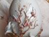 Сакура. Статуэтка, русский столовый фарфор, авторские мастерские