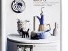фарфоровые изделия датской дизайнерской студии Claydies