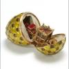 Яйцо Фаберже с копией императорской кареты