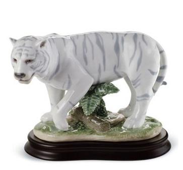 Белый тигр, Lladro