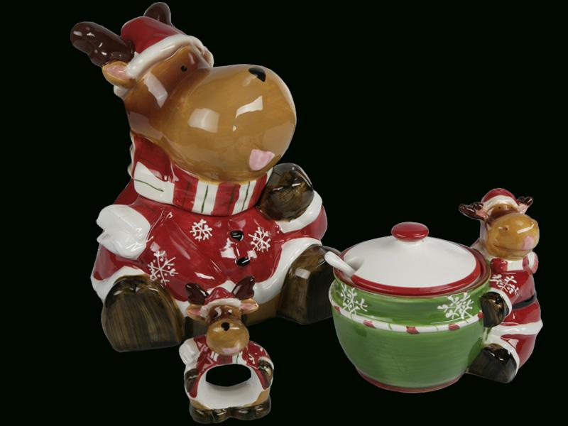 фарфоровый новогодний сувенир, Германия, Hutschenreuter