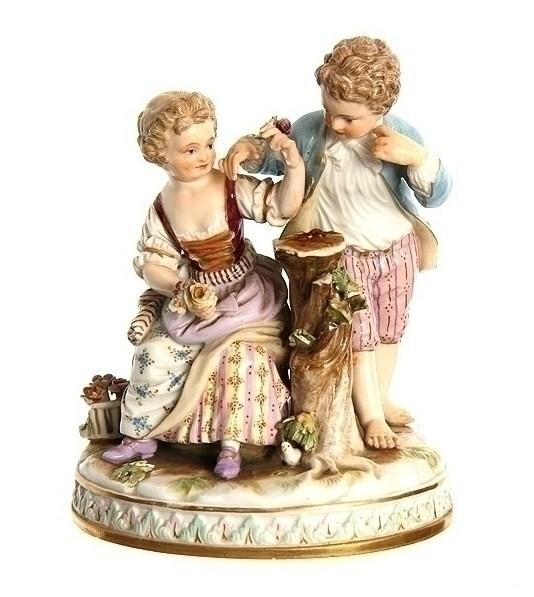 фарфоровая статуэтка, Meissen