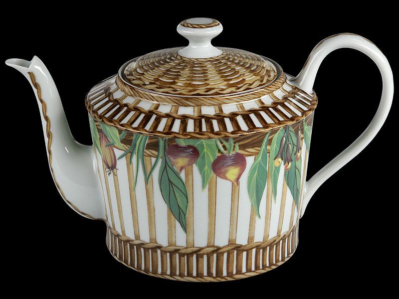 """чайник  из коллекции """"Травы Прованса"""", Laure Japy"""