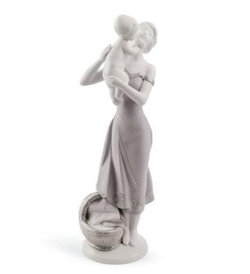 фарфоровая скульптура, Lladro,Настоящая любовь, новинка 2009, Re-deco