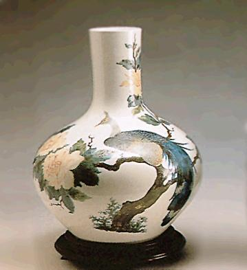 ваза в восточном стиле, Lladro