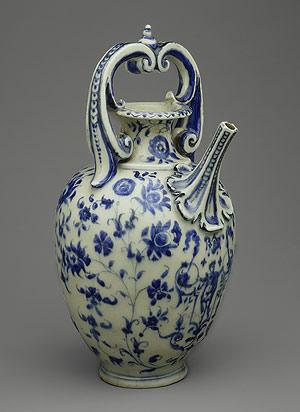 китайский фарфор, ваза
