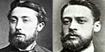 Аугуст и Конрад Баушеры