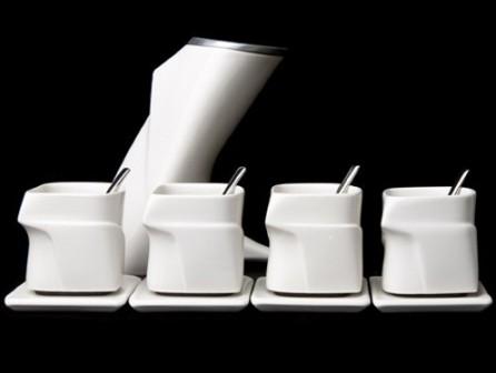 авторский чайный сервиз Леонарда Лившица (Leo Livshetz)