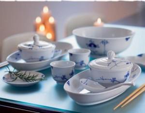 фарфоровая столовая посуда Royal Copenhagen