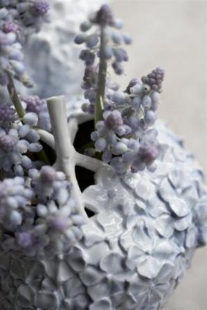 маленькая фарфоровая вазочка Royal Copenhagen