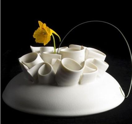 оригинальные вазы из фарфора