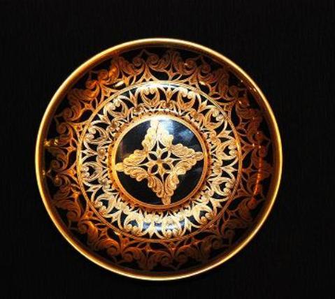 фарфоровая посуда Rudolf K?mpf, коллекция Александрия, тарелка