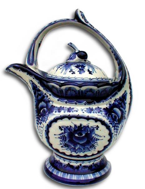 оригинальные чайники из фарфора