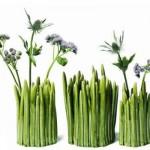 оригинальная фарфоровая ваза Grass от Normann Copenhagen