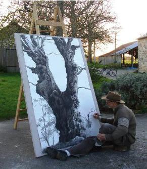 Франсуа Отен (Fran?ois Houtin),  французский художник, мастер по  гравюре