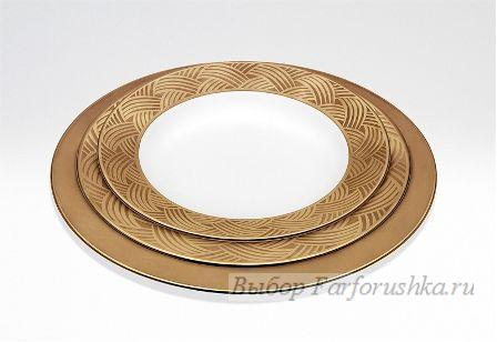 итальянский фарфор, столовые и декоративные фарфоровые тарелки