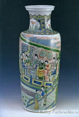 Фарфор и керамика Китая