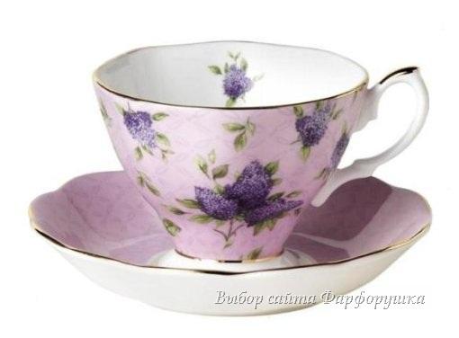 """фарфоровые чайные чашки, цветочная роспись, белый твердый фарфор, английский фарфор, фарфор Royal AlbertRoyal Albert, серия """"100 Years of Royal Albert"""""""