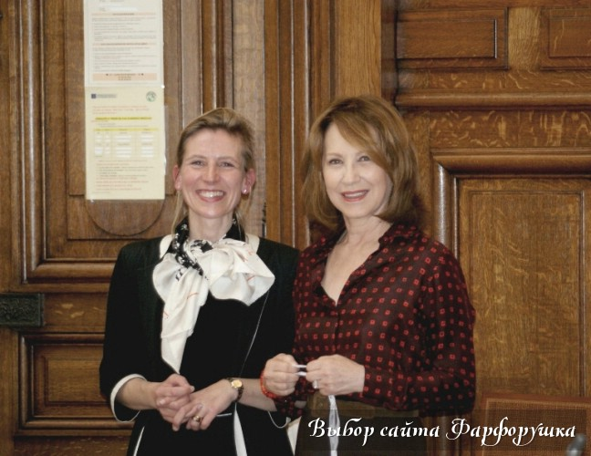 Конкурс лучшего декора Laure Selignac прошел в Париже, 2013