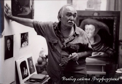 интерактивная лекция художника, скульптора, теоретика искусств Хикмата Гулямова