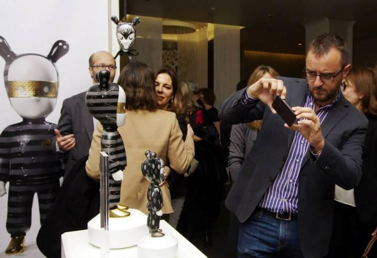 презентация бутике Lladro в Валенсии
