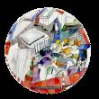 Коллекция тарелок Московия Dream, MATEO