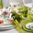 Villeroy&Boch, новая коллекция костяного столового фарфора Аmnmut Flowers