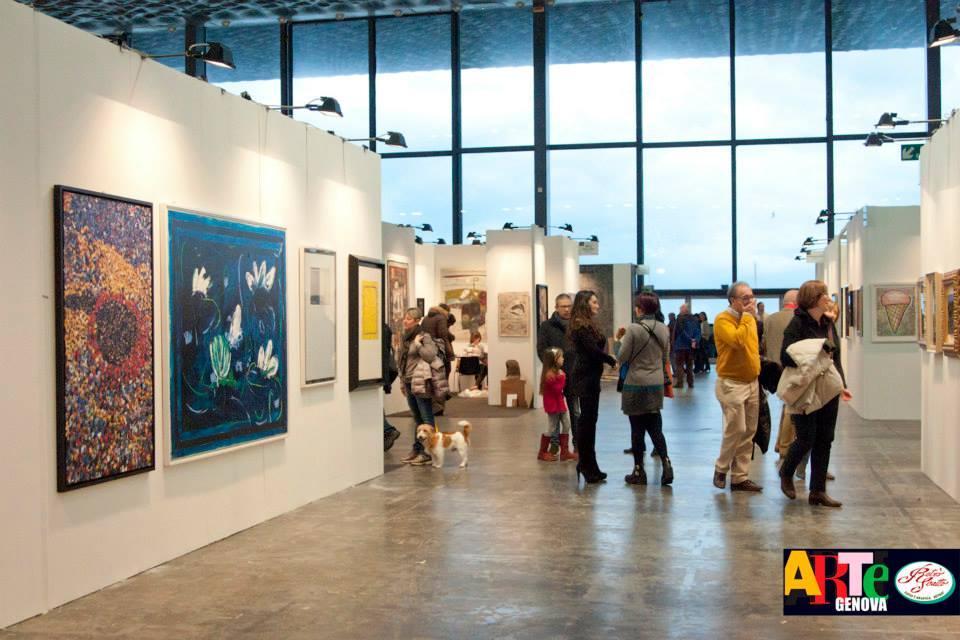 Выставка современного искусства Arte Padova 2015 в Италии